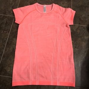 (Girls 12) Ivivva by Lululemon Fitted Tee